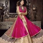 Net Lehenga Dress For Indian Women By Natasha Couture 2016