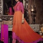 Net Lehenga Dress For Indian Women By Natasha Couture 2016 17