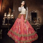 Net Lehenga Dress For Indian Women By Natasha Couture 2016 19