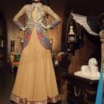 Net Lehenga Dress For Indian Women By Natasha Couture 2016 3