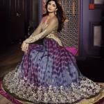 Net Lehenga Dress For Indian Women By Natasha Couture 2016 4