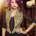 Net Lehenga Dress For Indian Women By Natasha Couture 2016 9