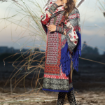 Sana Safinaz Winter Shawl Collection Shalwar Kameez 2015-16