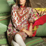 Sana Safinaz Winter Shawl Collection Shalwar Kameez 2015-16 10