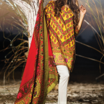 Sana Safinaz Winter Shawl Collection Shalwar Kameez 2015-16 5