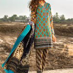 Sana Safinaz Winter Shawl Collection Shalwar Kameez 2015-16 7