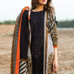 Sana Safinaz Winter Shawl Collection Shalwar Kameez 2015-16 8
