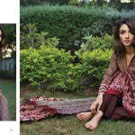 Linen Embroidered Dresses Orient Textile Collection 2016 11