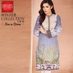 Origins 2 Piece Winter Collection 2016 Linen Dresses