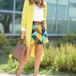 Patchwork Winter Outfits Women Should Try 7