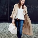 Stylish Winter Long Coats Every Women Should See 11