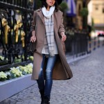Stylish Winter Long Coats Every Women Should See 13