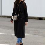 Stylish Winter Long Coats Every Women Should See 15