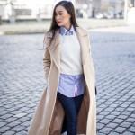 Stylish Winter Long Coats Every Women Should See 4