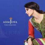Asim Jofa Summer Tunics Luxury Collection 2016 12