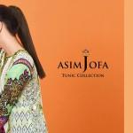 Asim Jofa Summer Tunics Luxury Collection 2016 22