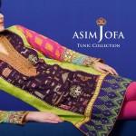 Asim Jofa Summer Tunics Luxury Collection 2016 9