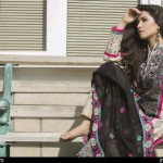 Cambric Embroidered Spring Collection Rujhan Fabrics 2016 26