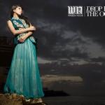 Floor Length Spring Formal Wear Waseem Noor Collection 2016 2