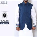 Waistcoat Kurta Shalwar Men Collection Edge 2016 9