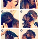 Hair Tutorials For Long Hair In Spring & Summer Season 20