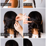 Hair Tutorials For Long Hair In Spring & Summer Season 8