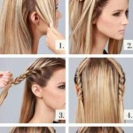 Hair Tutorials For Long Hair In Spring & Summer Season 9