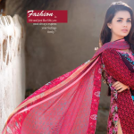 Libas Embroidered Lawn Shariq Textiles Collection 2016