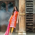 Mahnoor Embroidered Spring Summer Lawn Al Zohaib 2016 15