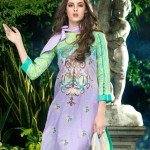 Mahnoor Embroidered Spring Summer Lawn Al Zohaib 2016 27