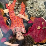 Mahnoor Embroidered Spring Summer Lawn Al Zohaib 2016 8