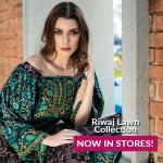 Shariq Textiles Riwaj Summer Lawn Collection 2016 3