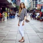 Striped Shirt Trend To Pull Off This Summer Season 8
