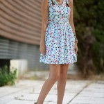 Colorful Polka Dots Summer Outfits Women Should See 10