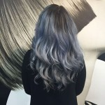 Denim Hair Color Trend To Make You Stylish In Summer 3