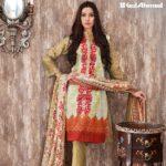 Gul Ahmed Chantilly De Lace Summer Vol 2 2016 3