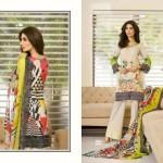 Gulmohar Summer Lawn Shalwar Kameez Collection 8