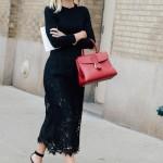 Long Pencil Skirt Summer Women Clothing Trend 10