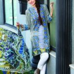 Nisha Lawn Summer Shalwar Kameez Vol-2 By Nishat Linen 2016 22