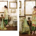 Tabassum Mughal Luxury Lawn Collection 2016 7