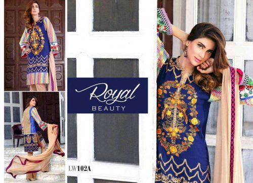 Nation Eid Ul Fitr Lawn Collection