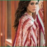 Shehla Chatoor Luxury Lawn Collection Summer 16 14