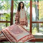 Shehla Chatoor Luxury Lawn Collection Summer 16 15