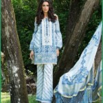Shehla Chatoor Luxury Lawn Collection Summer 16 16