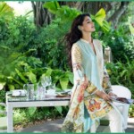 Shehla Chatoor Luxury Lawn Collection Summer 16 19