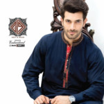 Rivaj Fabrics Men Semi Stitched Eid Collection 2016