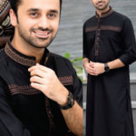 Rivaj Fabrics Men Semi Stitched Eid Collection 2016 6