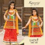 Kayseria Eid Kids Wear Little Girls Dresses 2016 2