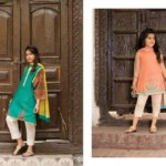Kayseria Eid Kids Wear Little Girls Dresses 2016 8