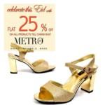 Metro Shoes Eid Footwear For Women 2016 10